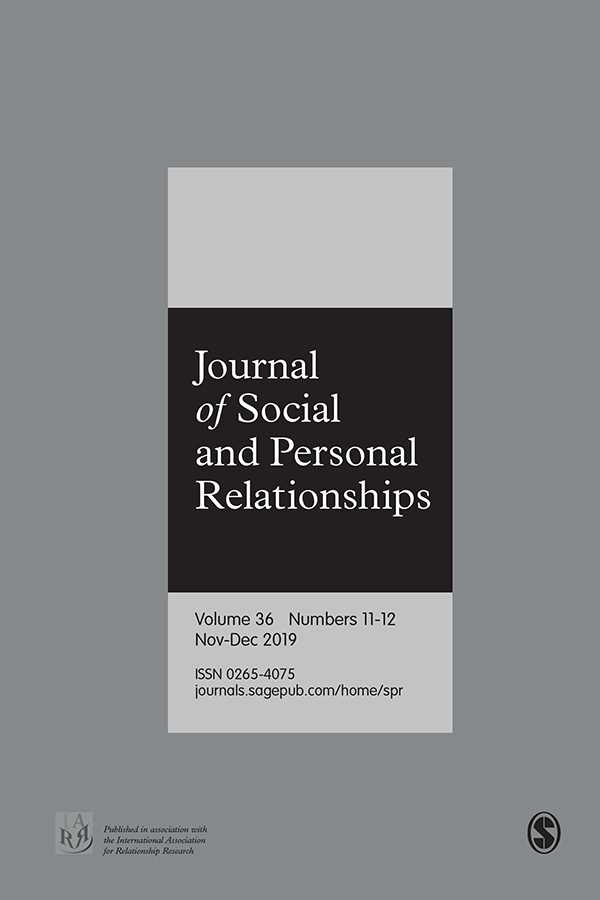 Journal of Social and Personal Relationships